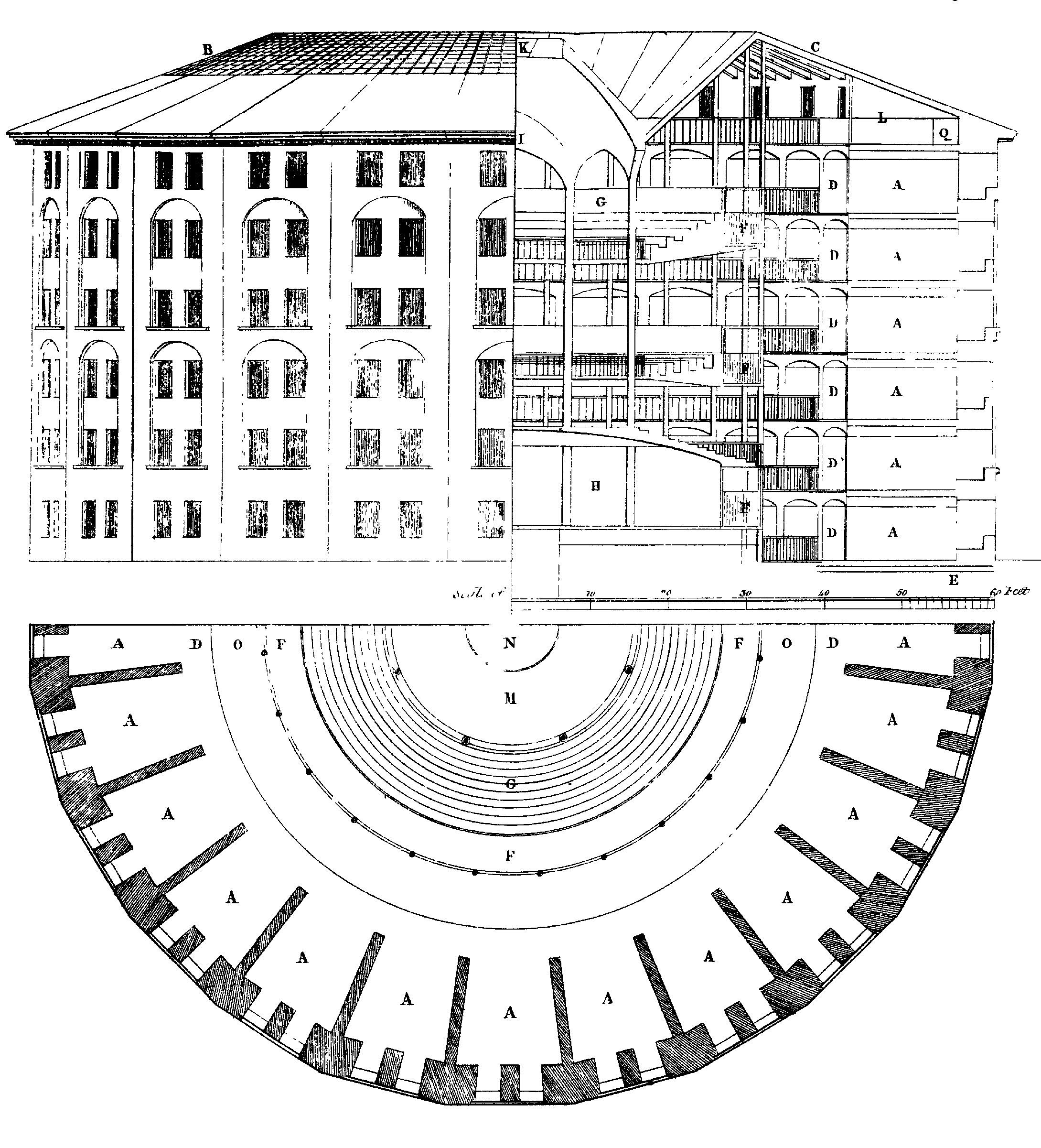 "powers of panopticism This paper investigates the disciplinary power in ken kesey's one flew over the  cuckoo's  the nurses"" station is like bentham""s panopticon tower whose."
